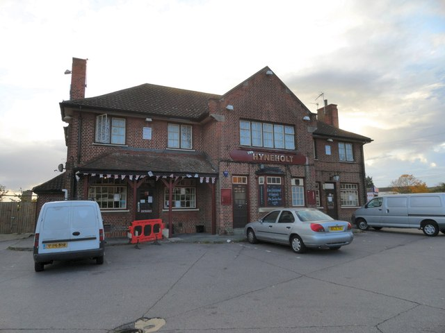 The Hyneholt Public House Hainault