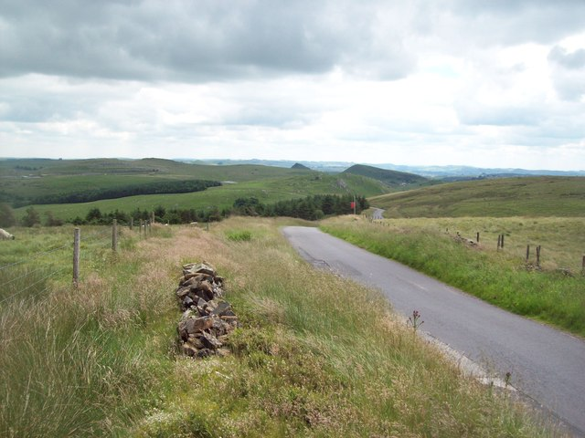 Minor Road at Leap Edge