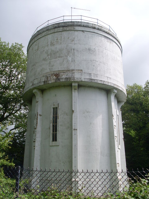 Disused Water Tower, Potter Row