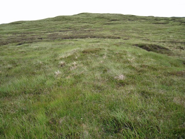 East facing slope of Beinn na Cloiche