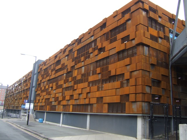 Piccadilly Station Car Park