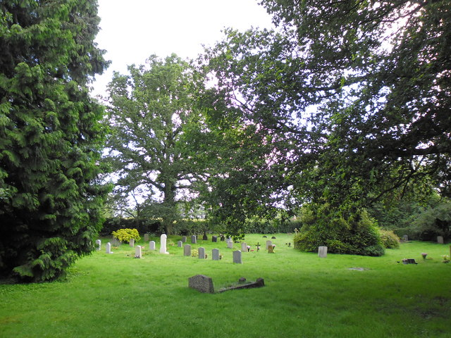 Rotherwick Church, summer 2012 (c)