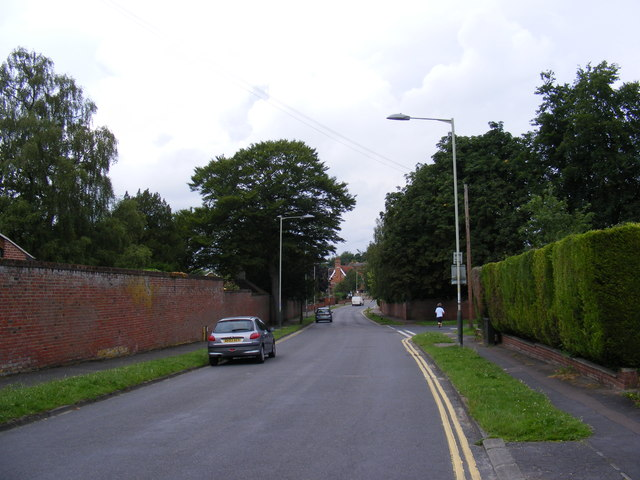 Church Lane, Eaton