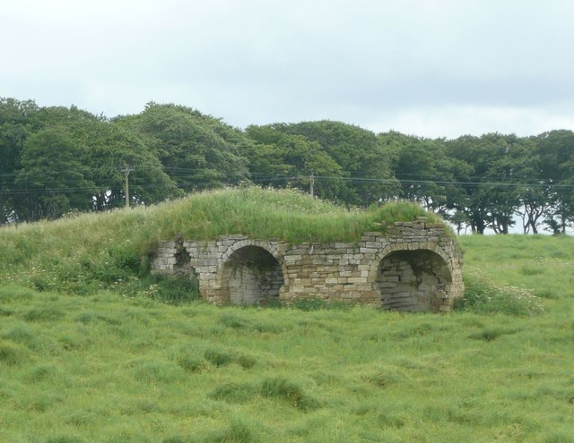 Disused Lime Kiln