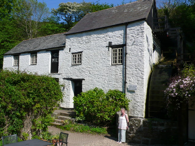Hele Water Mill