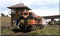 J4398 : Weed-spraying train, Magheramorne (2) by Albert Bridge
