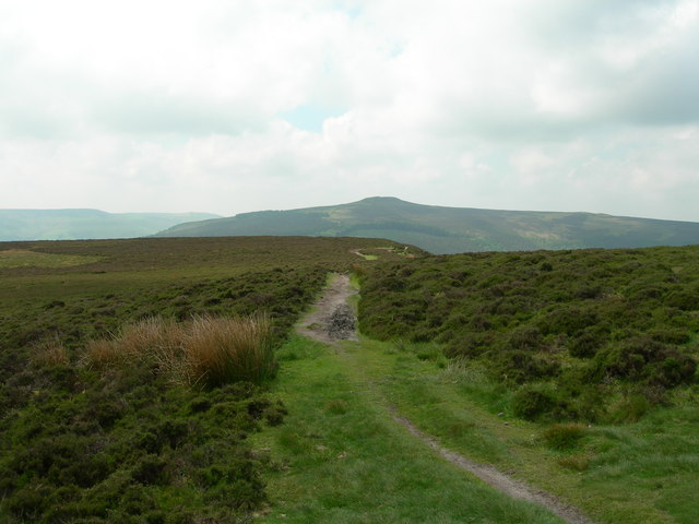 Top of Lead Hill