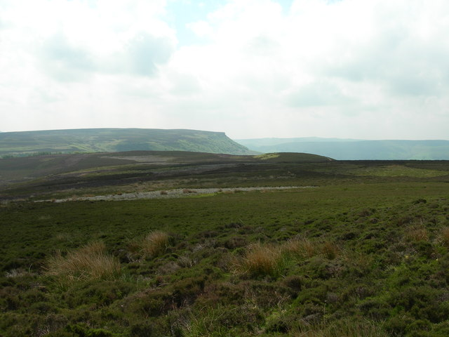 Looking Southeast across the Plateau of Lead Hill