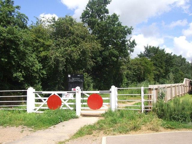 Somersham Nature Reserve