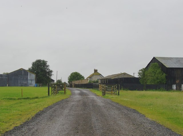 Straymarsh Farm