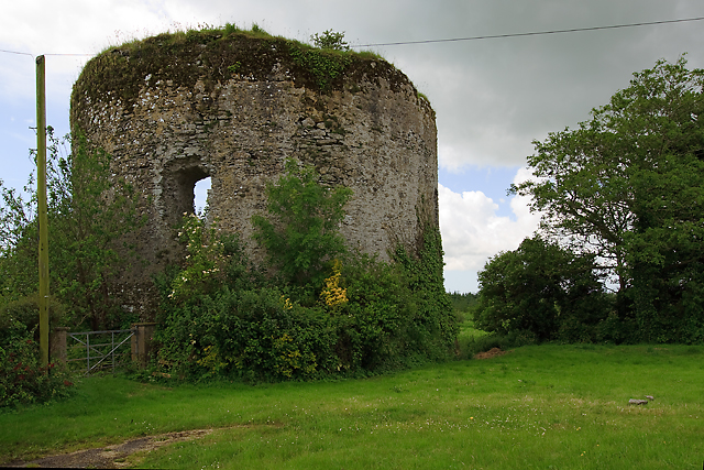 Castles of Munster: Inchiquin, Cork