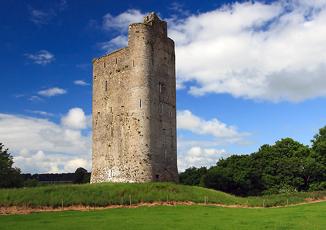 Castles Of Munster Cloghleagh Cork 169 Mike Searle