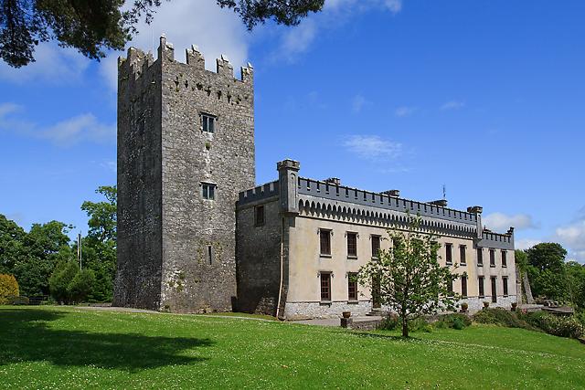 Castles of Munster: Castle Widenham, Cork