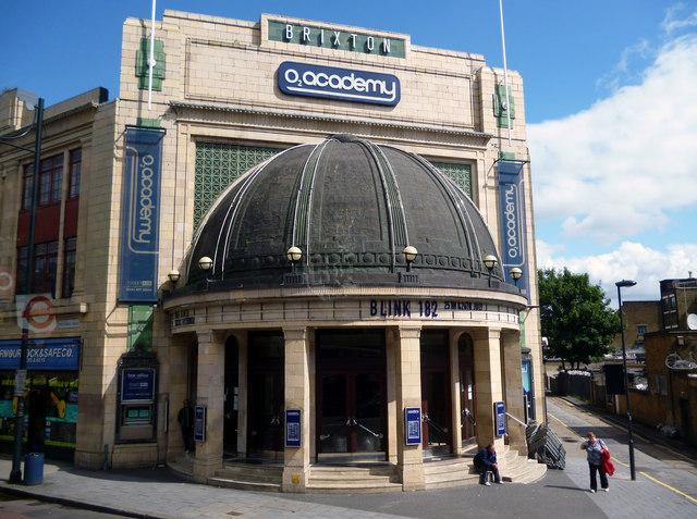 Brixton:  O2  Academy
