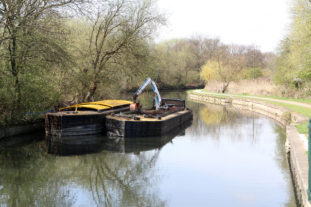 Working Barges