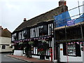 TQ5203 : The Star Inn, Alfriston by PAUL FARMER