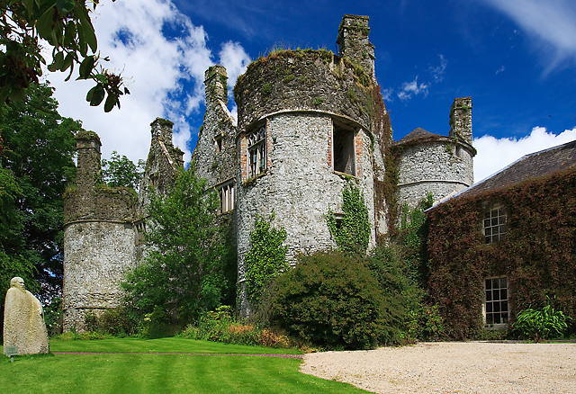 Castles Of Munster Killenure Tipperary 169 Mike Searle