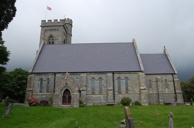 St Andrew's Church, Fairlight