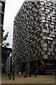 "SK3587 : ""The Cheese-Grater"", Sheffield: Charles Street car park by Christopher Hilton"