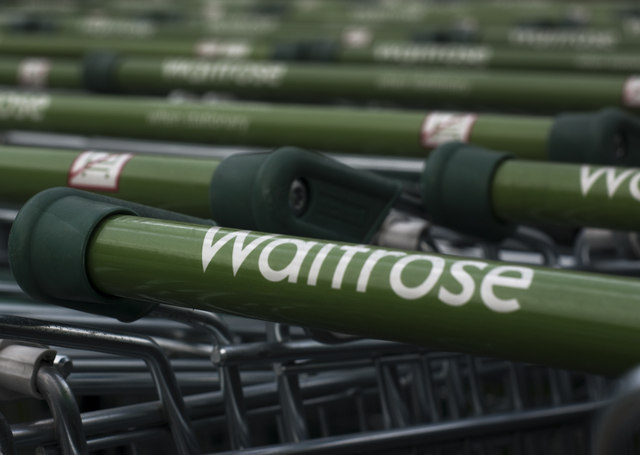 Waitrose Trolley Park