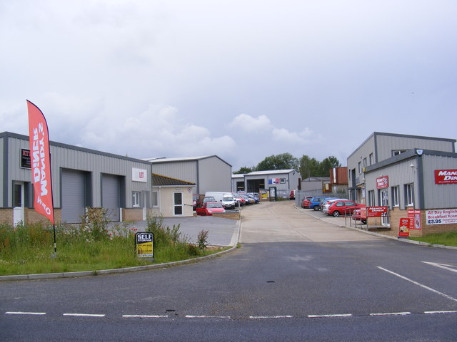 Brooke Industrial Park
