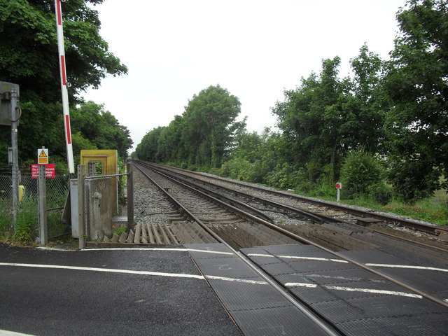 Ashford to Ramsgate line