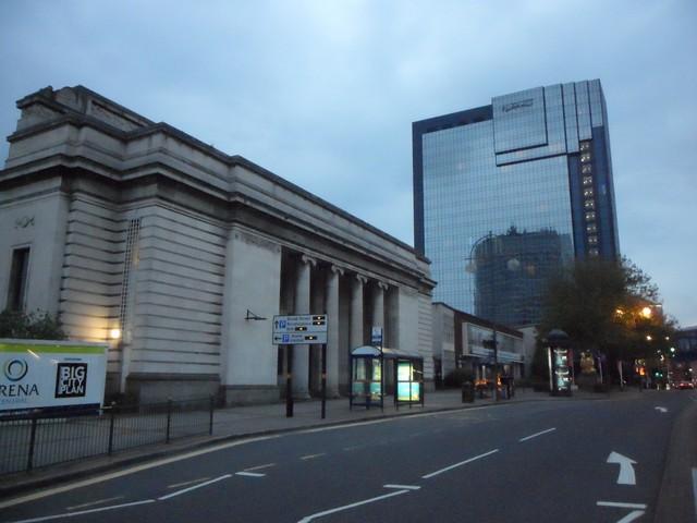 Broad Street, Birmingham