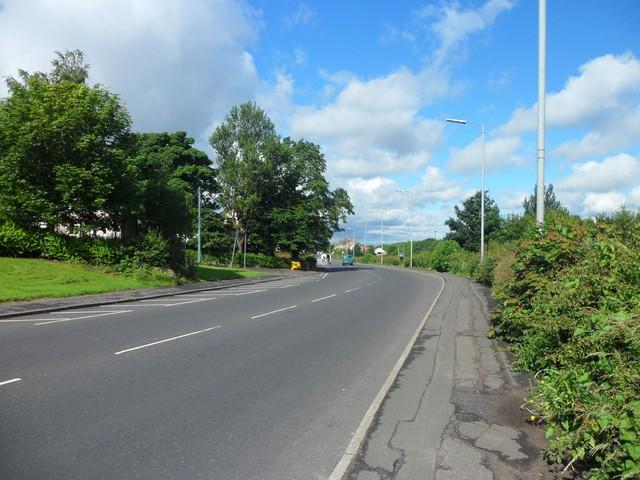 Holytown Road