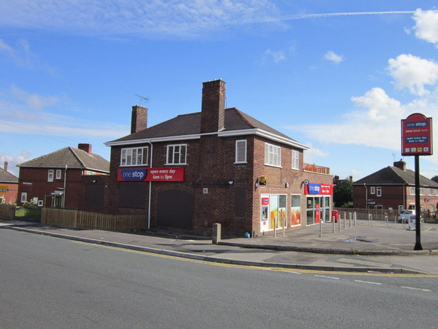 The former Grove Lea public house