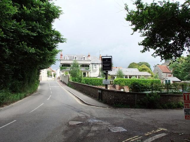 Wingrove House, Alfriston, Sussex
