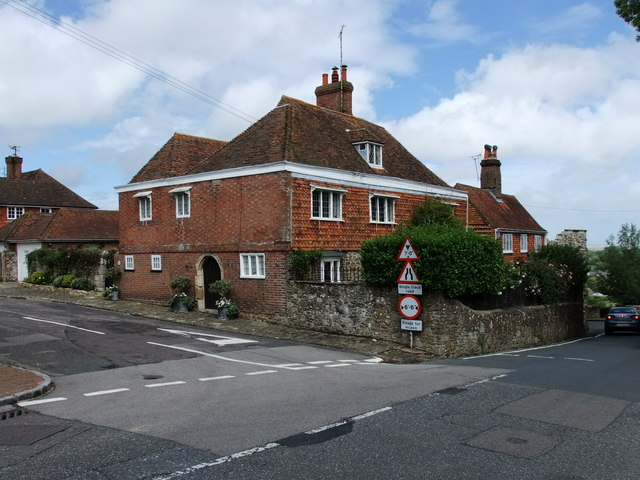 House at Junction of Strand Hill and Barrack Square Winchelsea