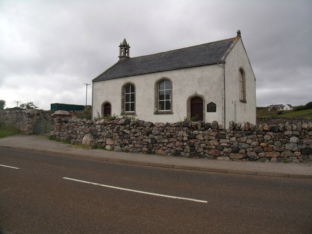 Free Presbyterian Church of Scotland, Kinlochbervie