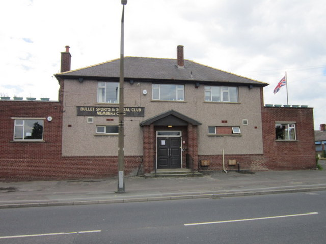 The Bullet Sport and Social Club, Grimethorpe