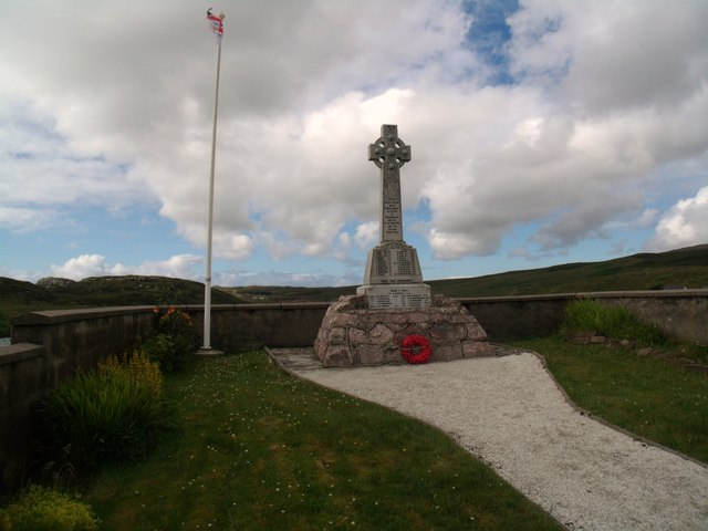 War Memorial, Kinlochbervie