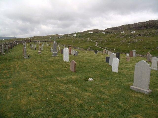 Cemetery, Oldshoremore