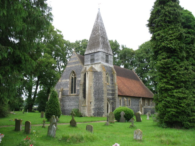 St Lawrence's church, Ecchinswell