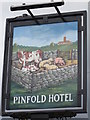 SE3908 : The Pinfold Hotel, Cudworth by Ian S