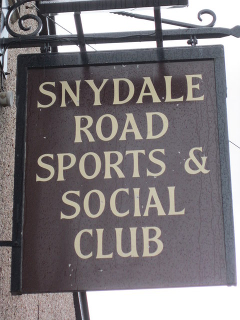 The Snydale Road Sports and Social club