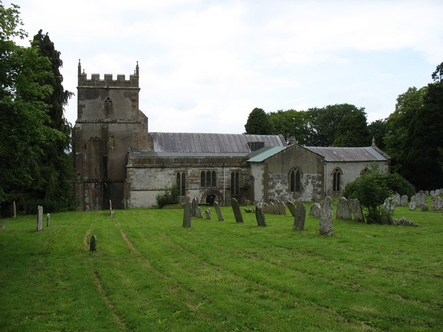 St Mary's church, Ashbury