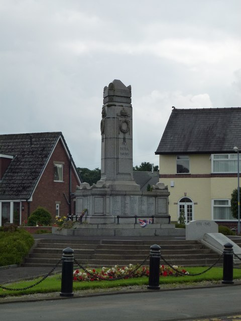 Rishton War Memorial