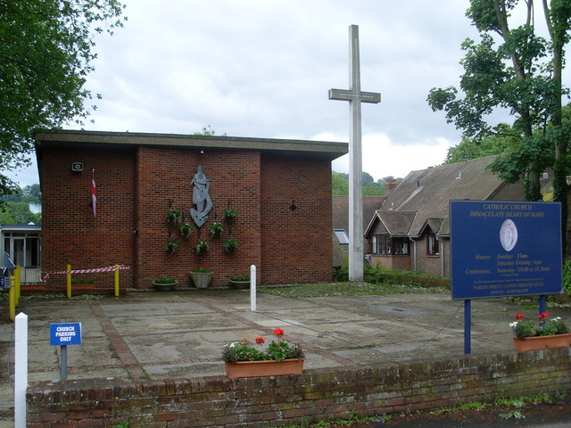 Roman Catholic Church, Great Missenden