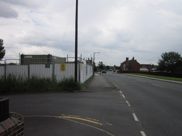 Darfield Road, Cudworth