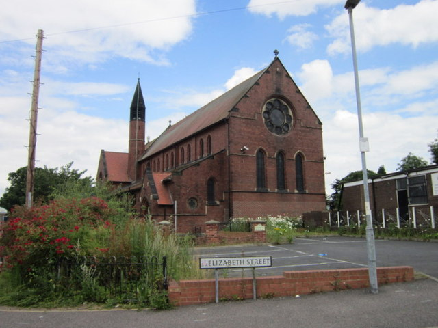 The Parish Church of St Luke, Grimethorpe
