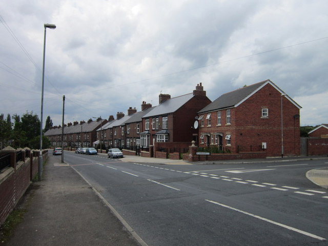 The High Street, Grimethorpe