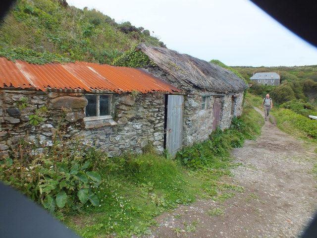Old Fishermens Huts