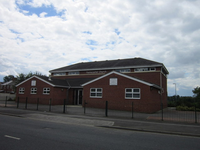 The Pentecostal Church, Grimethorpe
