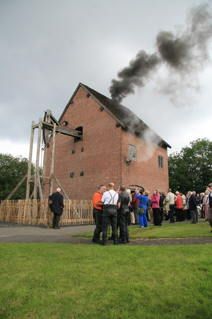 Black Country Living Museum - Newcomen tercentenary celebrations