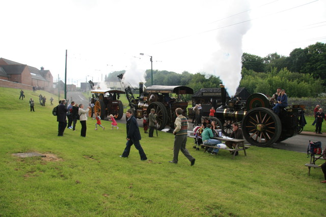Black Country Living Museum - a joyous racket