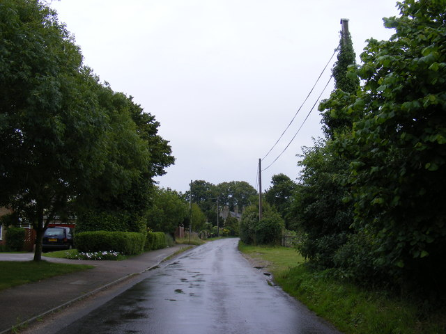 Church Road, Earsham