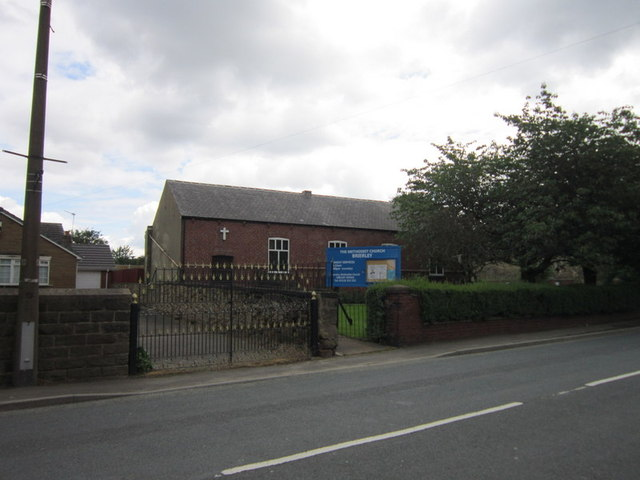 The Methodist Church, Brierley